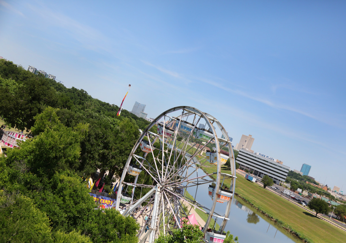 2022 Fort Worth Mayfest